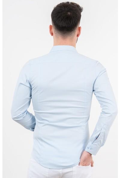 Antioch Antioch Extra Slim Gömlek