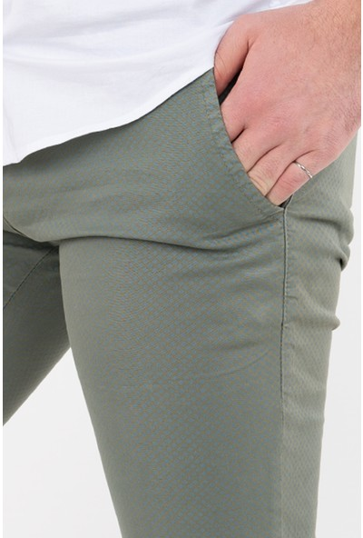 Cuba Man Slimfit Gabardin Pantolon