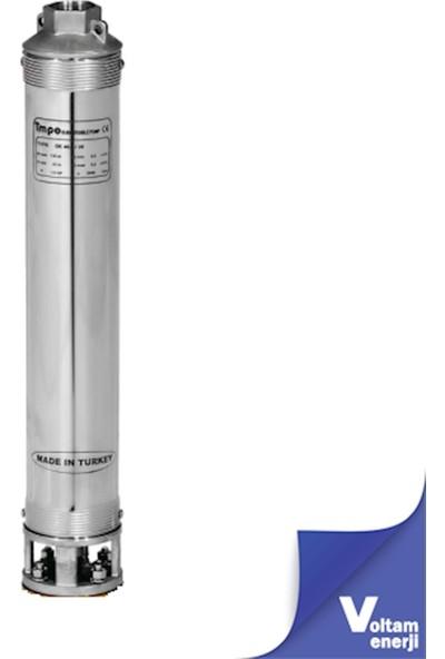 İmpo Sk 403/30 3,0hp Technoplast Başlıklı 50 Hz 4'' Noryl Fanlı Dalgıç Pompa