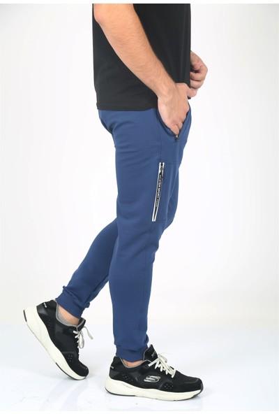 Mysport Erkek Indigo Eşofman Alt Giyim