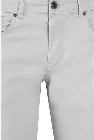 Tween Gri Chino Pantolon