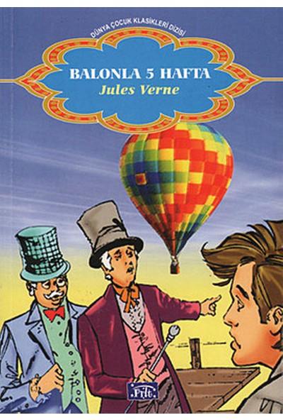 Parıltı Yayınları Balonla 5 Hafta