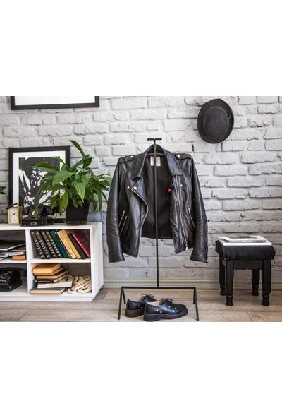 Abronya Metal Açık Elbise Askısı