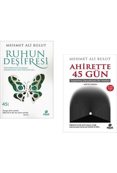 Ruhun Deşifresi ve Ahirette 45 Gün 2 Kitap Seti - Mehmet Ali Bulut