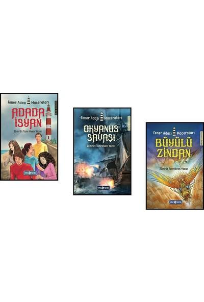 Fener Adası Maceraları 3 Kitap Set - Zümrüt Tanrıöven Yazıcı
