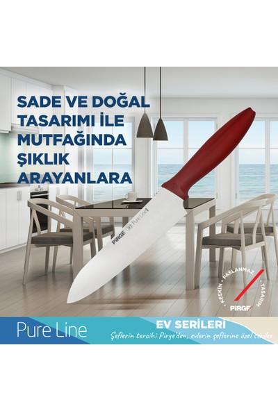 Pirge Pureline 3 Lü Şef Bıçak Seti