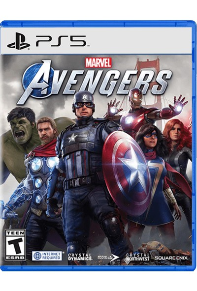 Avengers Marvel Ps5 Oyun