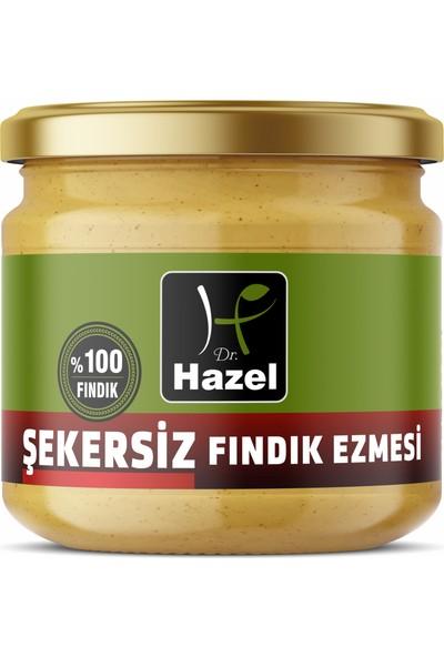Dr.Hazel Şekersiz Fındık Ezmesi 250 gr