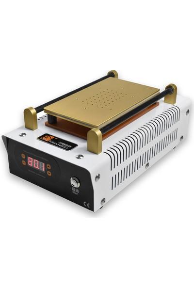 CP CP201A Vakumlu LCD Dokunmatik Ekran Ayırıcı Makinesi