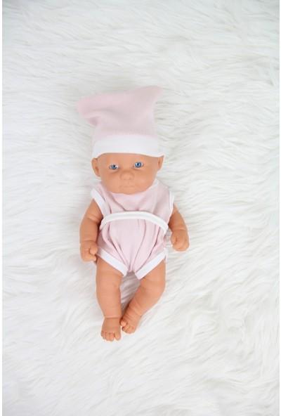 PumpkinKidsWear Yeni Doğan Et Bebek 25 cm ( Pembe )
