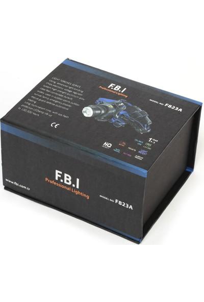 F.B.I Şarjlı Kafa Lambası - F-823A