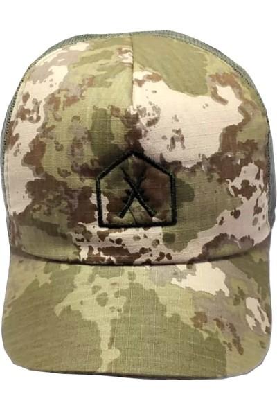 Piyade Er Yeni Kamuflaj Yazlık Şapka
