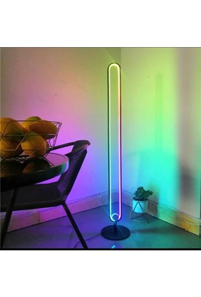 Ekon Dekoratif Animasyonlu LED Lambader A-Rgb