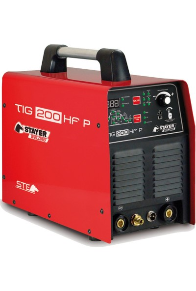 Stayer Tıg 200 Hf P Kaynak Makinası