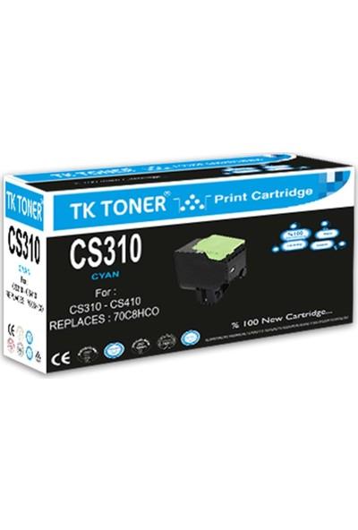 Tk Toner Tk 708HC 3k Mavi CS310-CS410 Toner