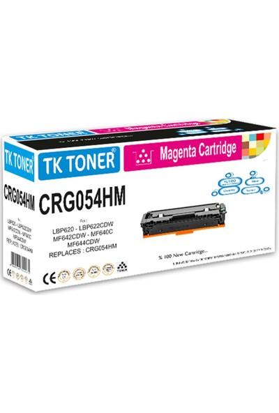 Tk Toner Tk CRG054HM Kırmızı Yüksek Kapasite Toner 2,3k