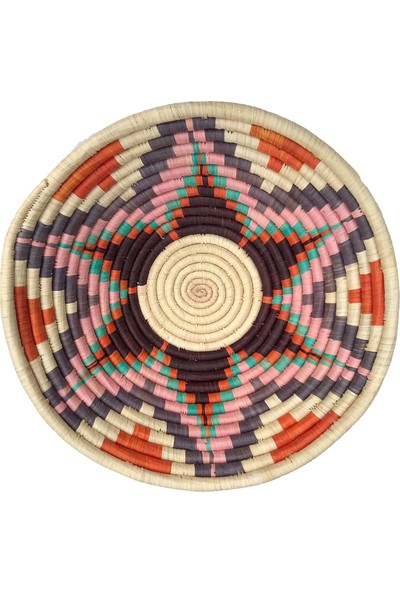 Puremodule Dekoratif Afrika Sepetleri - Cs 03