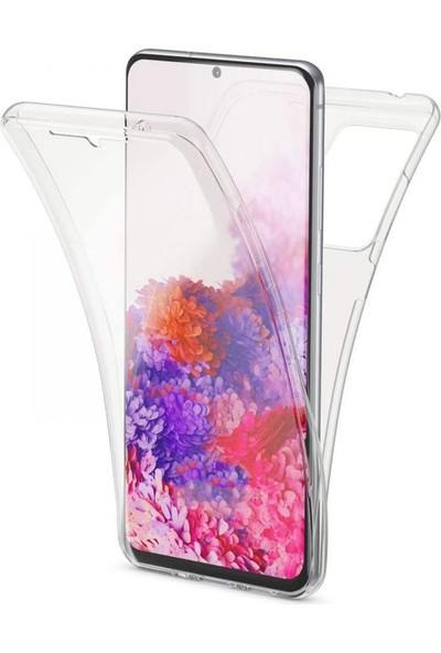 i-Stone I Stone 360 Derece Koruyucu Şeffaf Kılıf Samsung Galaxy S20
