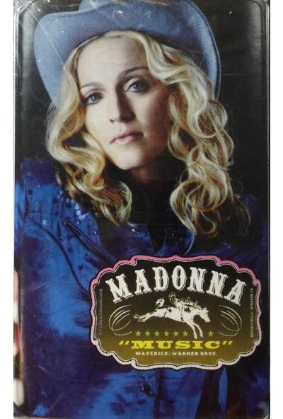 Madonna - Music ( Kaset )