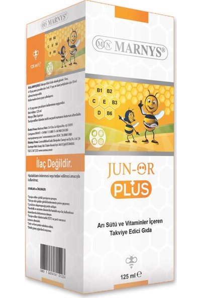 Marnys Jun-Or Plus 125 ml