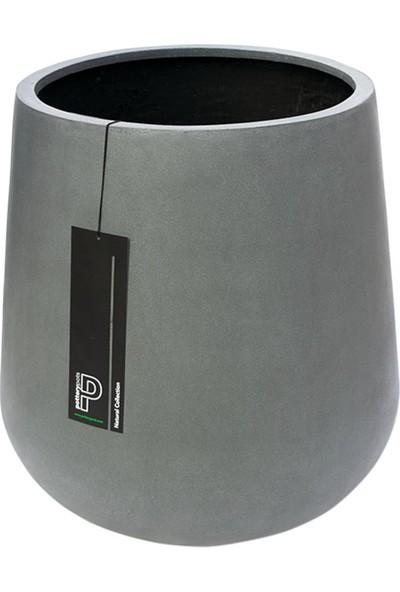Greenmall Pax Xl , Grey Saksı