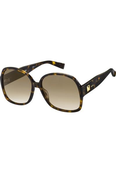 Max Mara MMFancy Iı 086 Ha 60 Kadın Güneş Gözlüğü