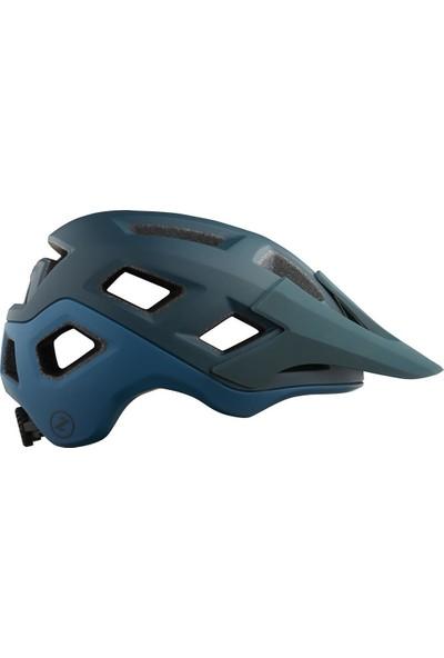 Lazer Coyote Ce-Cpsc Mat Koyu Mavi M Bisiklet Kask