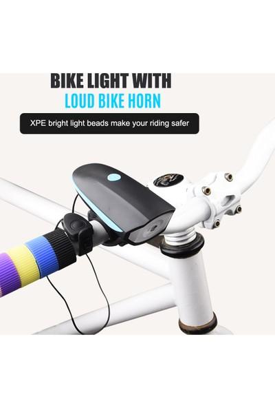 Buyfun Bisiklet Boynuzu USB Şarj Edilebilir