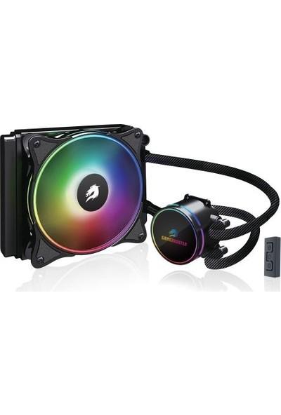 Gamebooster Nıtro 120 ARGB Fanlı 120MM (Intel/am4) Serisi Uyumlu Sıvı Soğutma Sistemi (GB-LCS-NTR120)