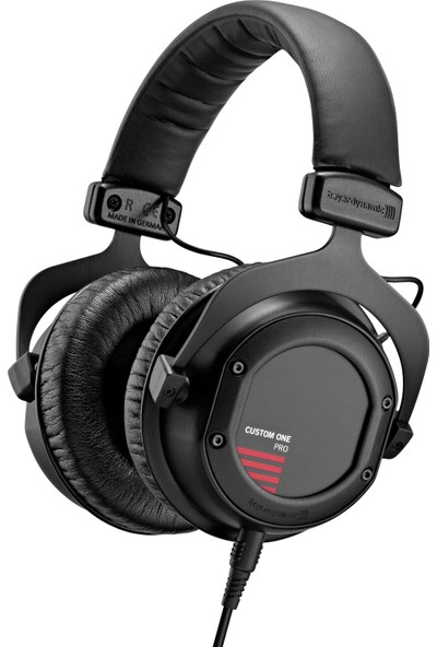Beyerdynamic Custom One Pro Profesyonel Kapalı Kulaklık Siyah