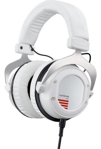 Beyerdynamic Custom One Pro Profesyonel Kapalı Kulaklık Beyaz