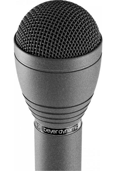 Beyerdynamic M58 Omnidirectional Dinamik Röportaj Mikrofonu