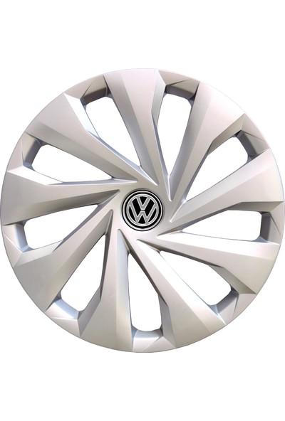 PEAKAUTO Volkswagen Caddy 15'' Inç Uyumlu Jant Kapağı 4 Adet 1 Takım 2002