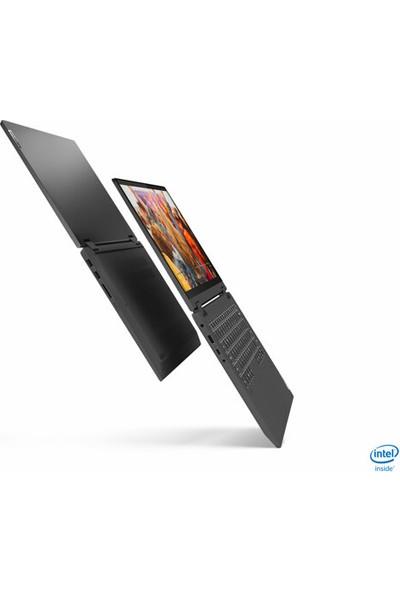 """Lenovo Ideapad Flex 5 14IIL05 Intel Core I3 1005G1 4GB 128GB SSD Win10 Home 14"""" FHD Dokunmatik Ikisi Bir Arada 81X1008HTX"""