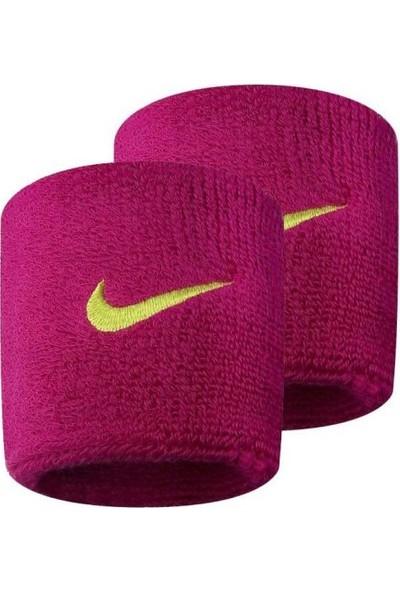 Nike Swoosh Wristbands Bileklik Pembe NNN04633-633