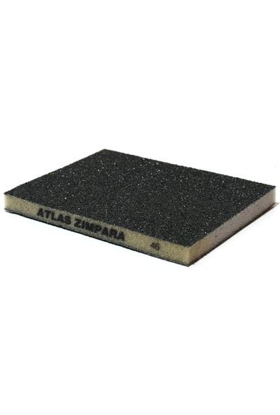 Atlas El Zımparası 60 Kum Düz - Ince 98X123X10