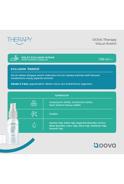 Oova Therapy Masaj Ağrı Kremi 100 ml