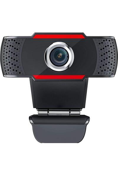 Valx CMR2020 Mikrofonlu USB Webcam