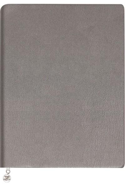 İbeking Victoria's Journals Smyth Pearl Defter Sedefli Füme
