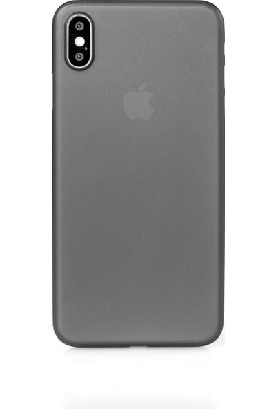 bast iPhone XS Max Ultra İnce Antibakteriyel Telefon Kılıfı