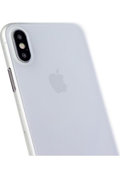 bast iPhone X Ultra İnce Antibakteriyel Telefon Kılıfı