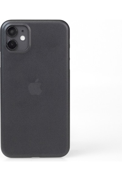 bast iPhone 11 Ultra İnce Antibakteriyel Telefon Kılıfı