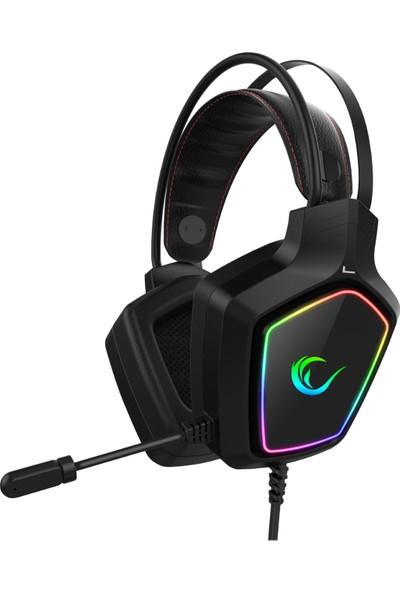 Rampage X-Ranger 7.1 Rgb Ledli Mikrofonlu Oyuncu Kulaklığı