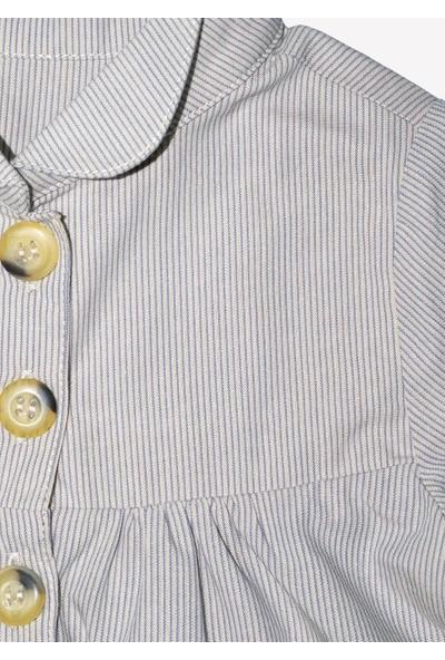 Ozmoz Kız Bebek Baharlık Robadan Elbise