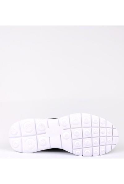Odesa Bestof 059 Siyah Beyaz Erkek Spor Ayakkabı