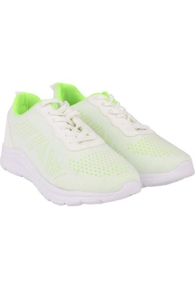 Odesa Marter Unisex Beyaz Spor Ayakkabı