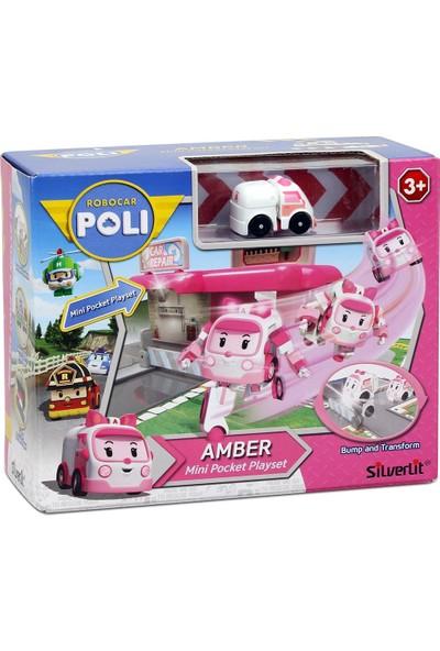 Robocar Poli Mini Oyun Seti Amber 83363