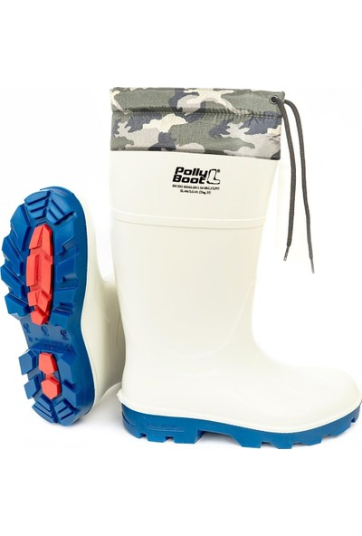 Polly Boot Alfa Boğazlı Çizme