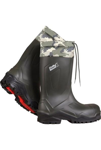 Polly Boot Power Rigger Boğazlı Çizme