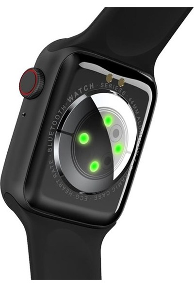 Tonny West W26+ Watch 6 Plus Akıllı Saat Beyaz